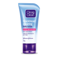 Clean and Clear Blackhead Clearing Daily Scrub (80 ml)