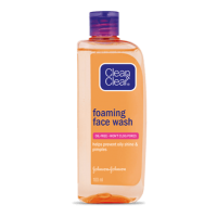 Clean and Clear Foaming Face Wash for Oily Skin (50 ml)