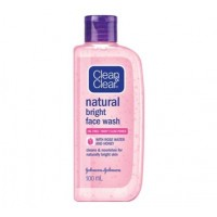 Clean and Clear Natural Bright Face Wash (100 ml)
