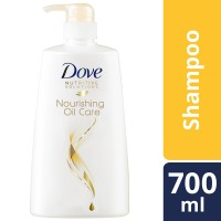 Dove Nourishing Oil Care Shampoo 700 ML